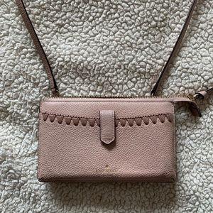 KATE SPADE pink bag 💕